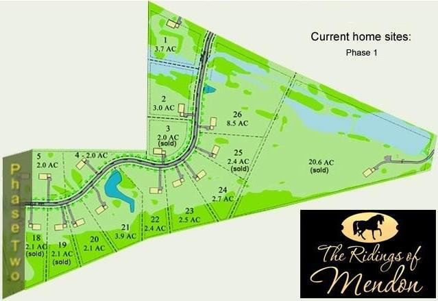 4 Old Stable Way, Mendon, NY 14472