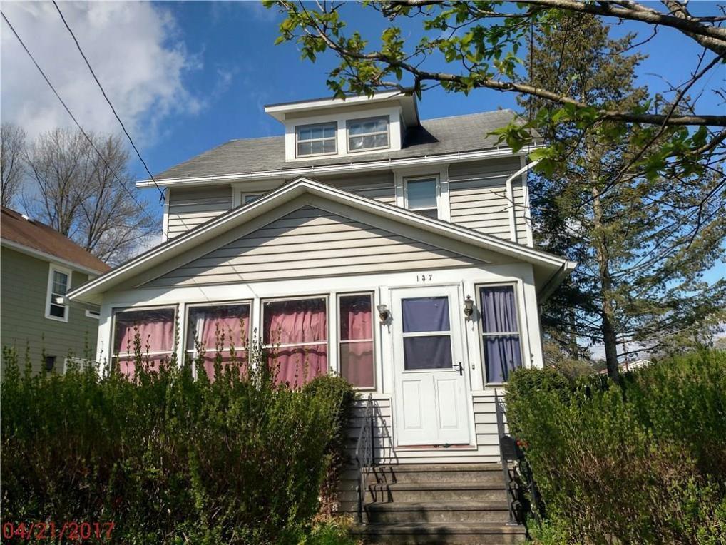 137 North 17th Street, Olean City, NY 14760