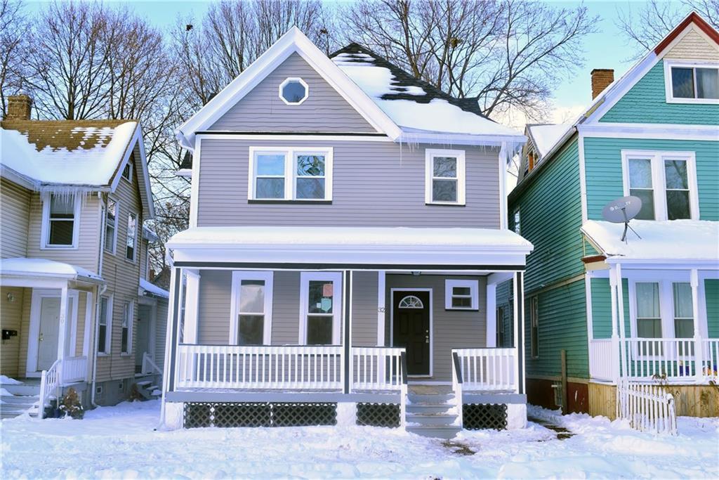32 Hickory Street, Rochester, NY 14620