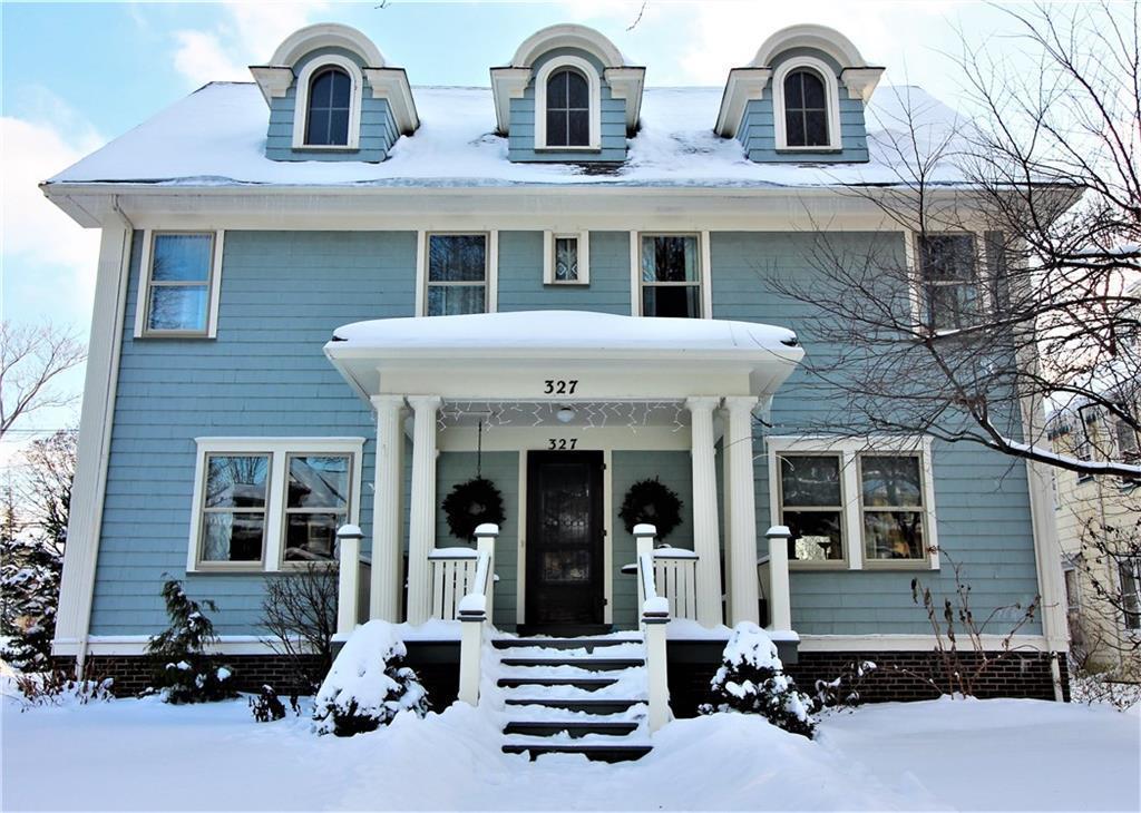327 Canterbury Road, Rochester, NY 14607