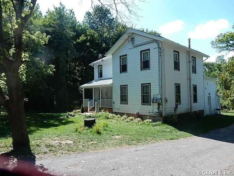 6815 Blue Cut Road, Arcadia, NY 14513