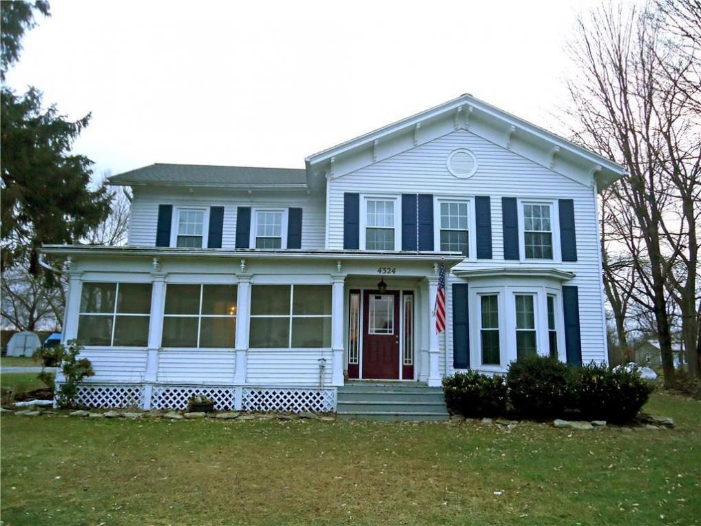 4324 Caledonia Avon Road, Caledonia, NY 14423