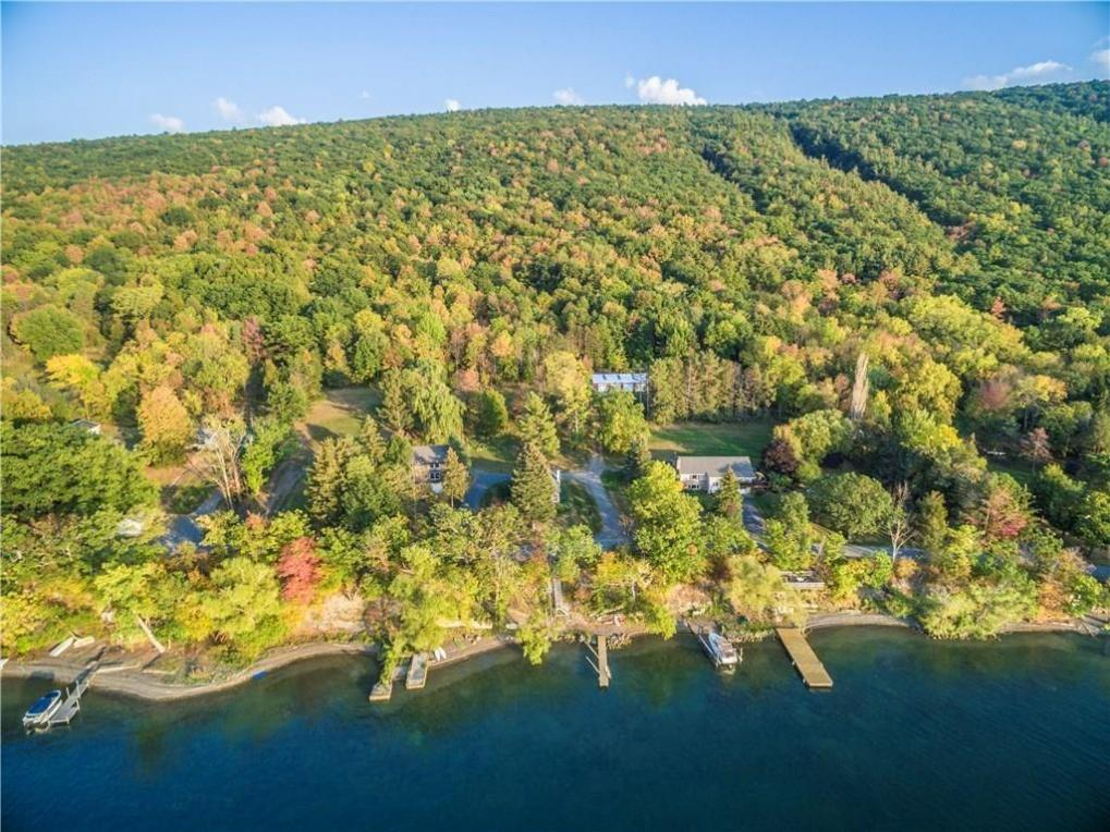 1105-1113 South Lake Road - Compound, Middlesex, NY 14507