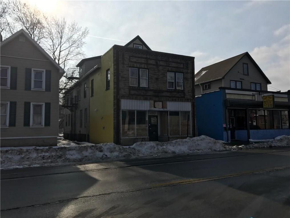493 Lyell Avenue, Rochester, NY 14606