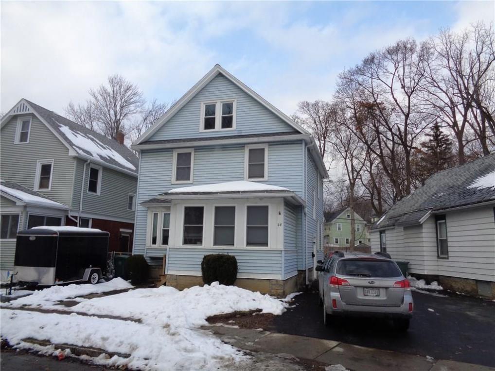 28 Barton Street, Rochester, NY 14611