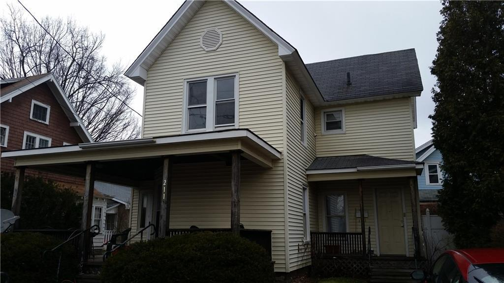 211 Forest, Jamestown, NY 14701