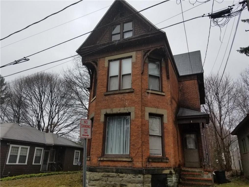 19 Strong Street, Jamestown, NY 14701