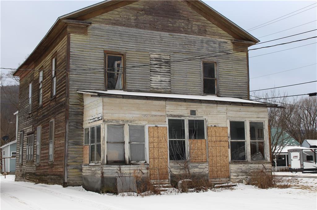 11 Maple Street, Andover, NY 14806