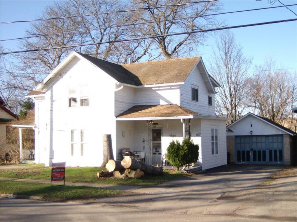 167 Maple Avenue, Wellsville, NY 14895