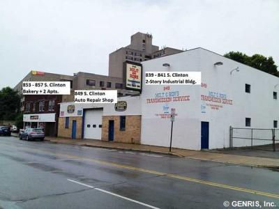 Photo of 839-849 South Clinton Ave, Rochester, NY 14620