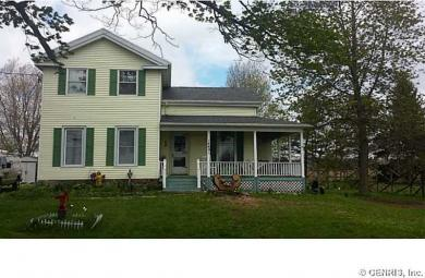 14891 East Barre Road, Barre, NY 14411