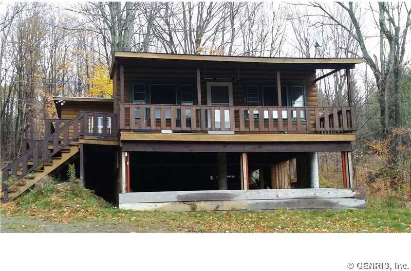 Bedroom Home In Allegany County New York Septic