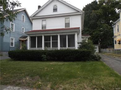 318 Clairmonte Avenue, Syracuse, NY 13207