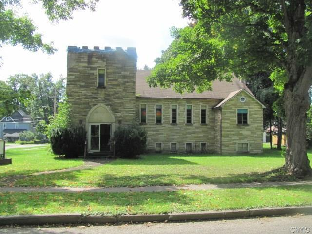 101 Front Avenue, Salamanca City, NY 14779