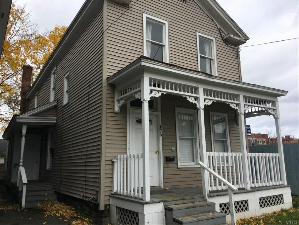 176 West 5th Street, Oswego City, NY 13126