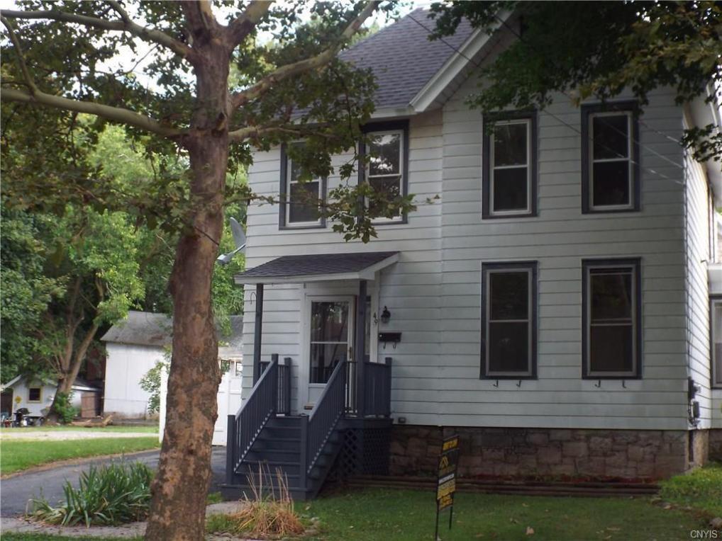 49 Logan Street, Auburn, NY 13021