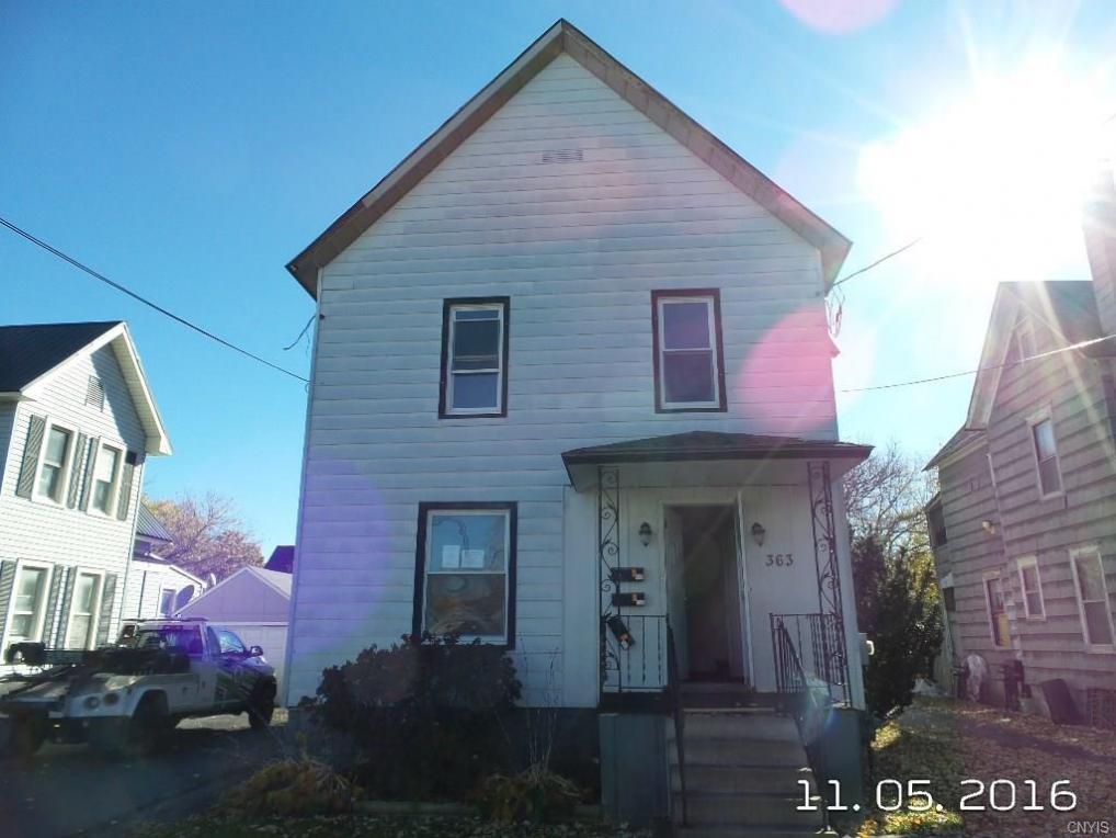 363 Arlington Street, Watertown City, NY 13601
