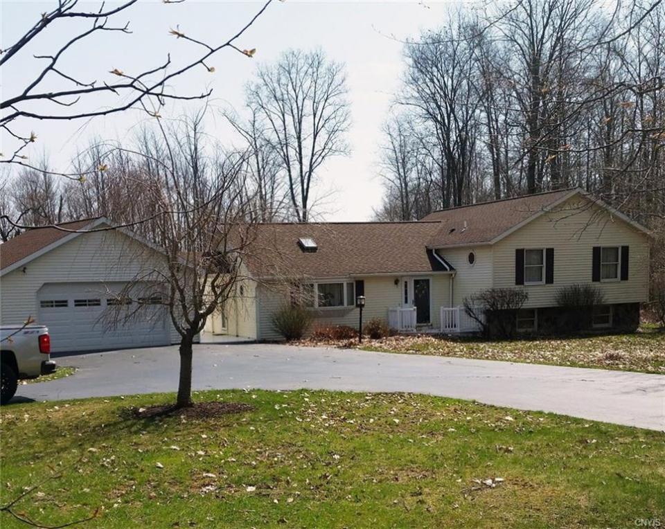 2662 Oak Hill Road, Moravia, NY 13118