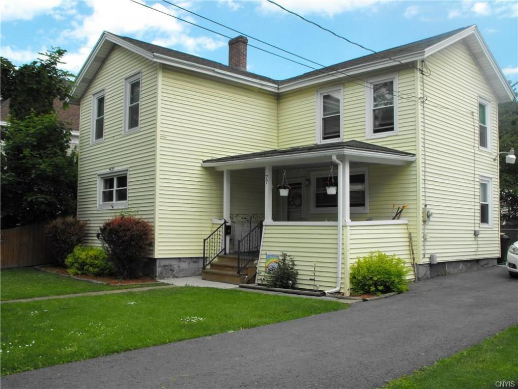 77 Cottage Street, Auburn, NY 13021