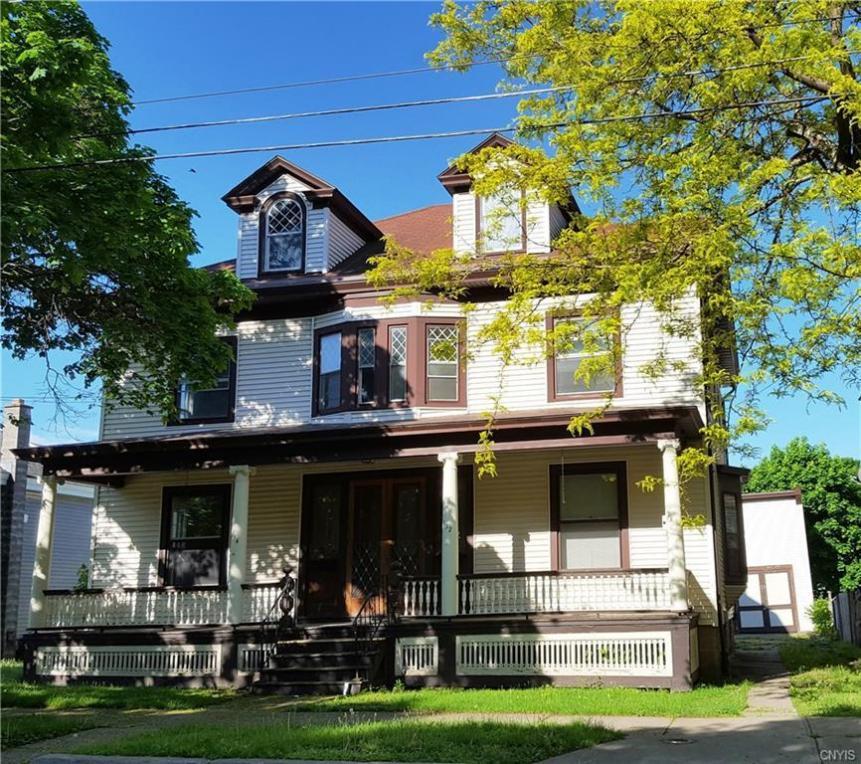 134 East 3rd Street, Oswego City, NY 13126