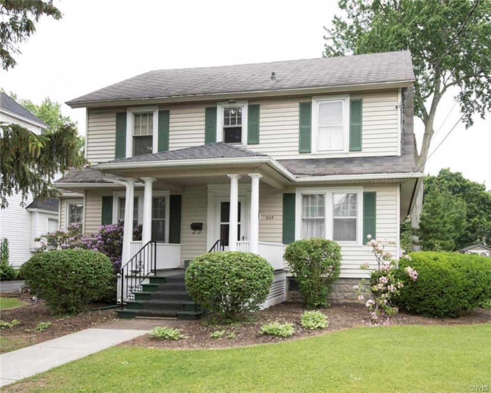 209 South Hoopes Avenue, Auburn, NY 13021