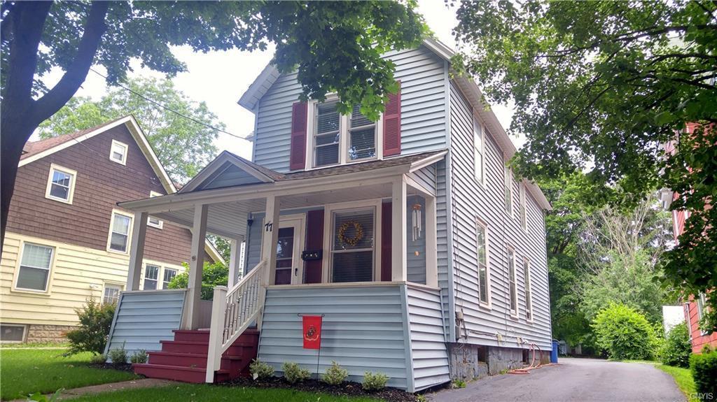 77 Grant Avenue, Auburn, NY 13021