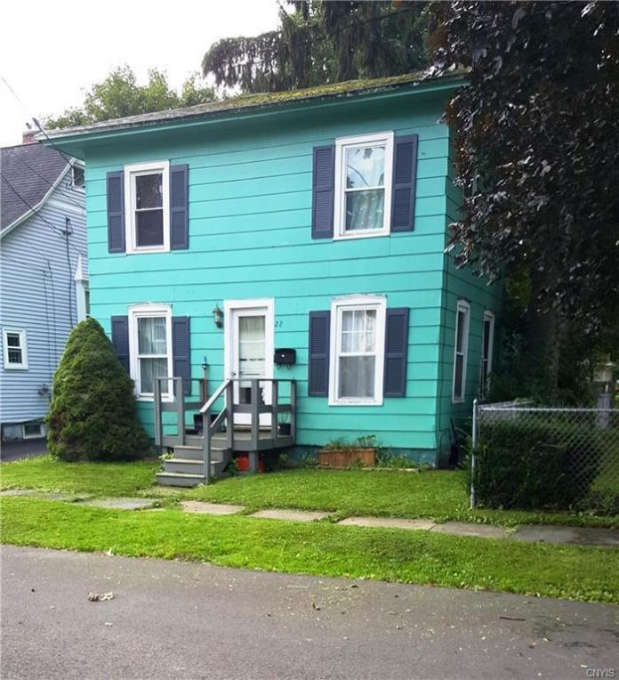 22 Florence Street, Auburn, NY 13021