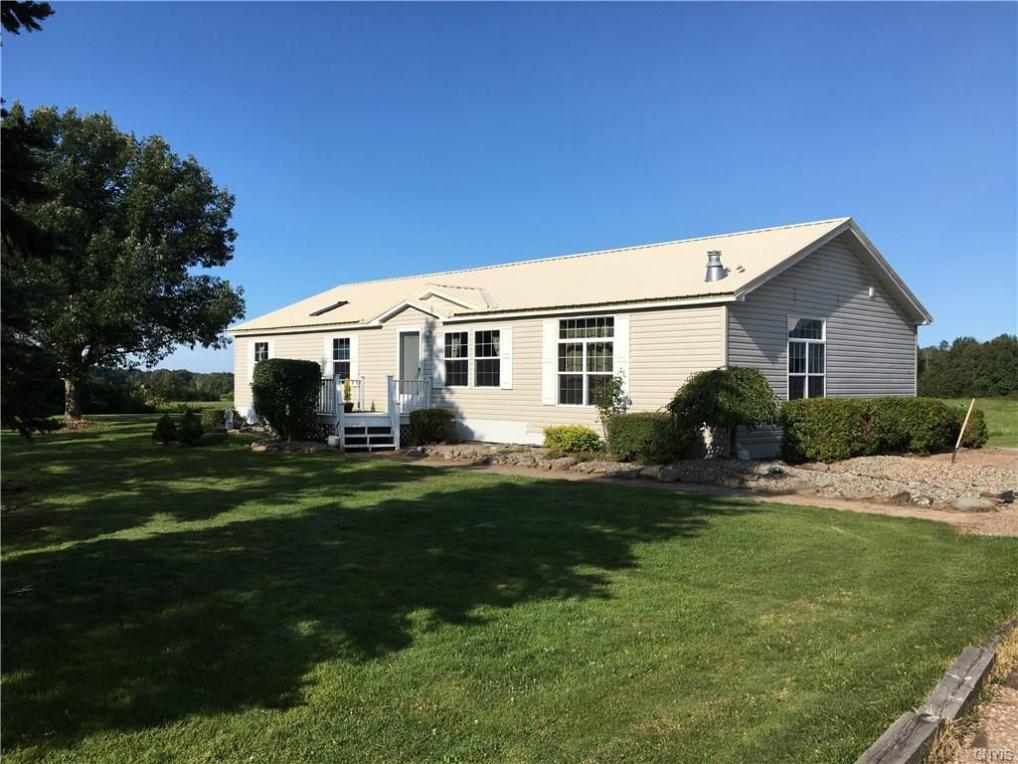 Oswego County Real Property