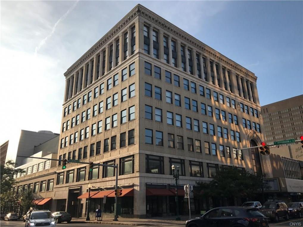 108 West Jefferson Street #801, Syracuse, NY 13202