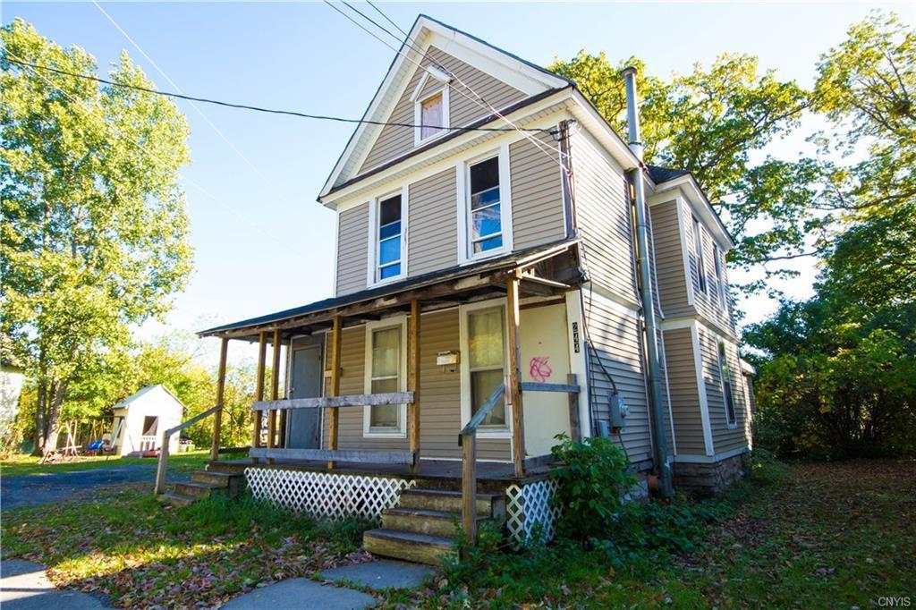 244 Moulton Street, Watertown City, NY 13601