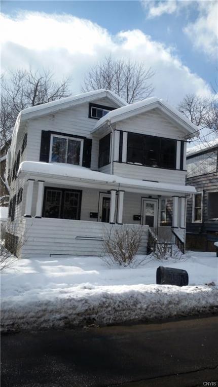 201 Glenwood Avenue & Craddock South, Syracuse, NY 13207