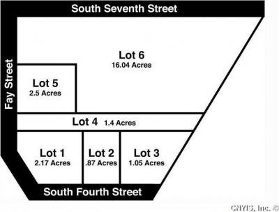 Photo of 555 South Fourth St Lot 1, Fulton, NY 13069