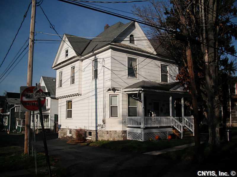 9 -11 Sheridan Street, Auburn, NY 13021