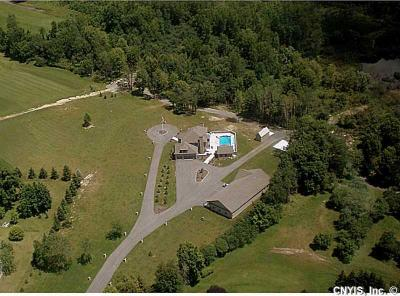 Photo of 7256 Lewis Road, Throop, NY 13021