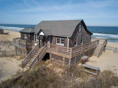 Oceanfront Homes for Sale in Kitty Hawk, North Carolina