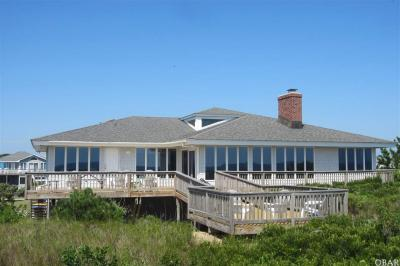 Oceanfront Homes for Sale in Southern Shores, North Carolina