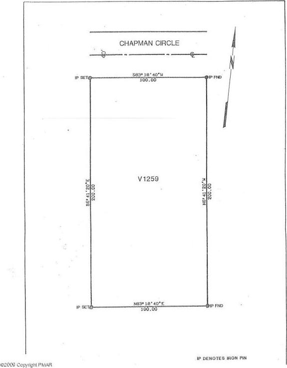 EV1259 Chapman Circle, Albrightsville, PA 18210