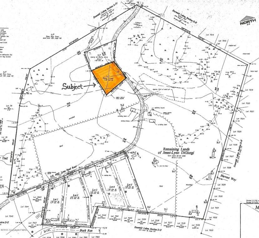 Mls 12 8495 lot 1 long pond rd long pond pa 18334 for Long pond pa cabin rentals