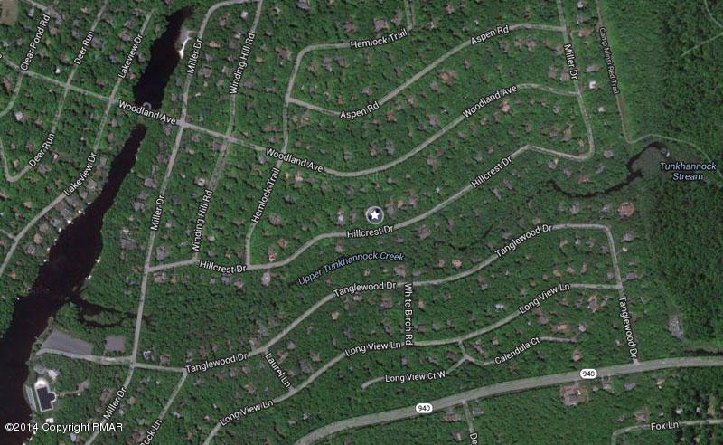 Hillcrest Dr, Pocono Pines, PA 18350
