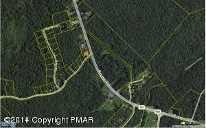 Rout 115, Albrightsville, PA 18210