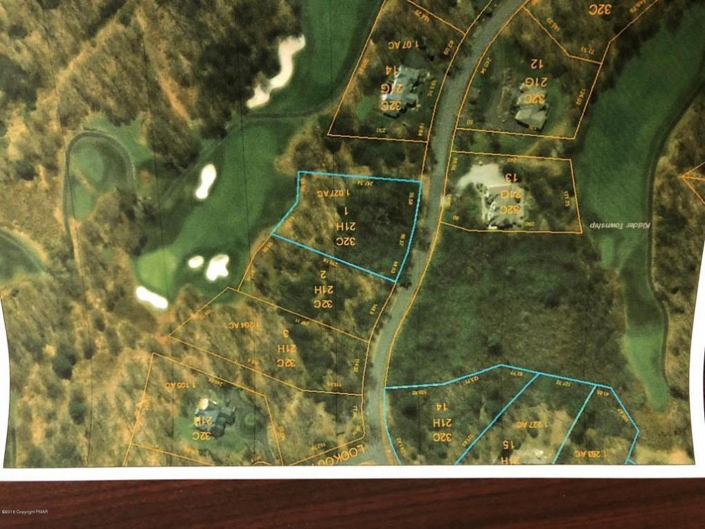 Lot H-1 Wolf Hollow Rd. Split Rock Golf, Lake Harmony, PA 18624