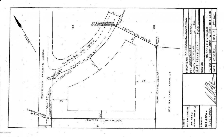LOT 32 SEC 2 Wappinger Way, Pocono Lake, PA 18347