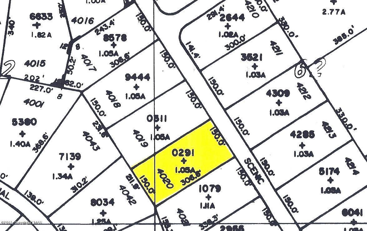 4020 Scenic Dr North, Albrightsville, PA 18210