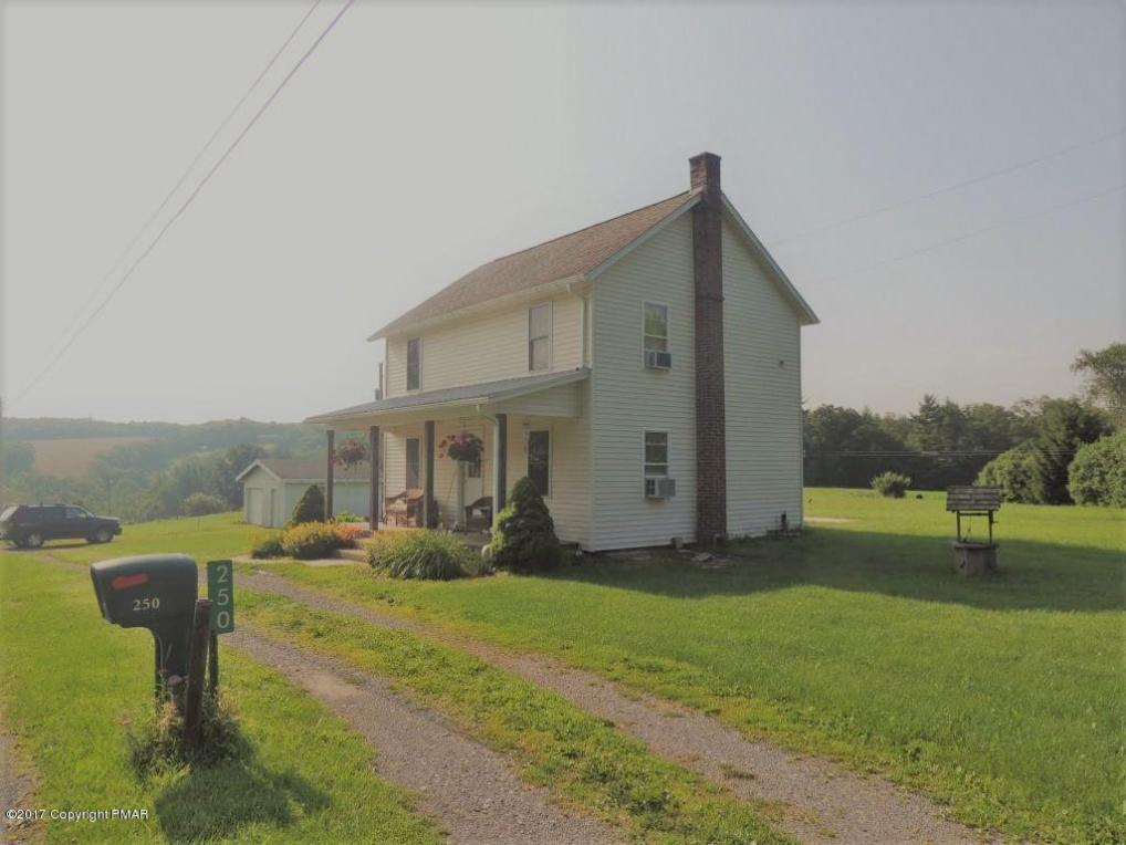 250 Dorshimer Rd, Kunkletown, PA 18058