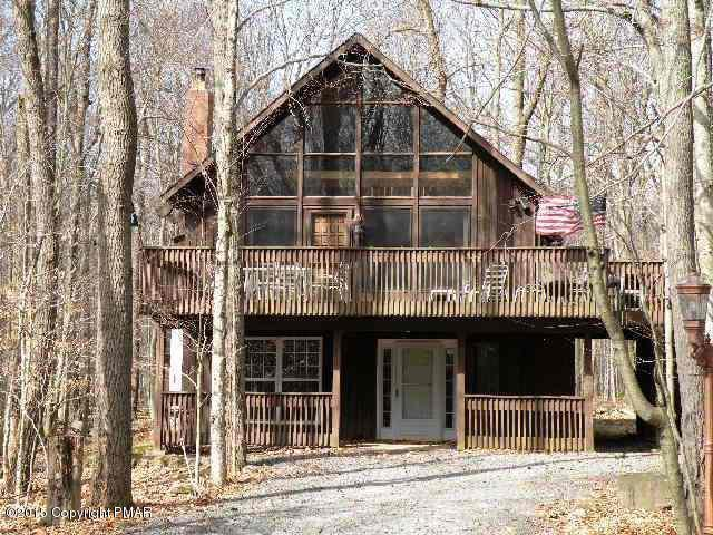 1258 Ranger Trail, Pocono Lake, PA 18347