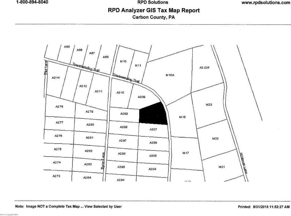 308 Towamensing Trl, Albrightsville, PA 18210
