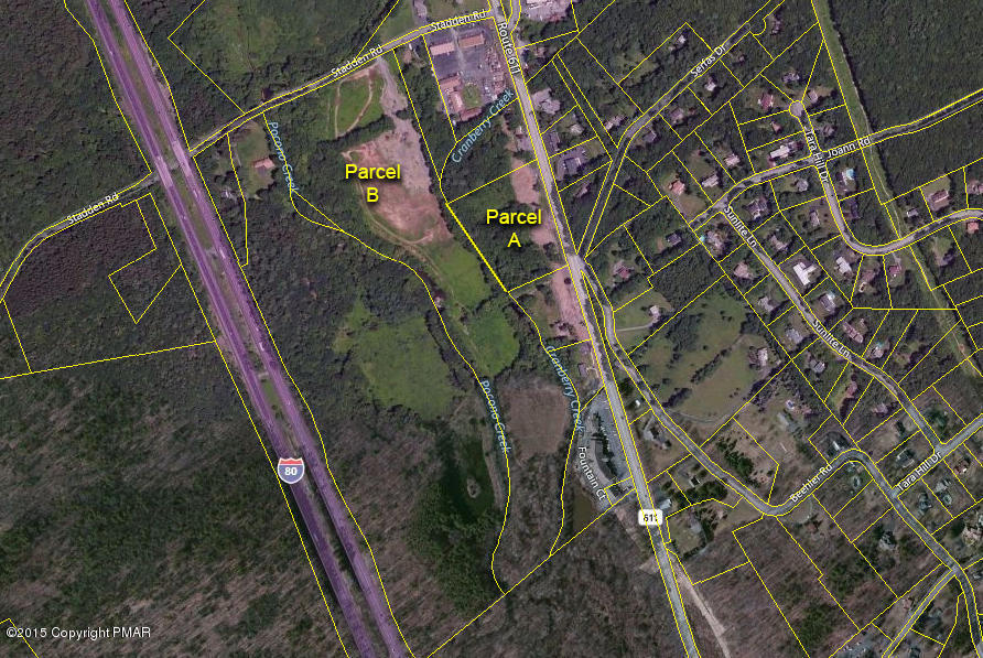 Route 611 And Stadden Road, A, Tannersville, PA 18372