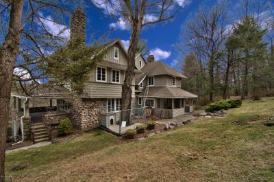 Photo of 664 Griscom Road, Buck Hill Falls, PA 18323
