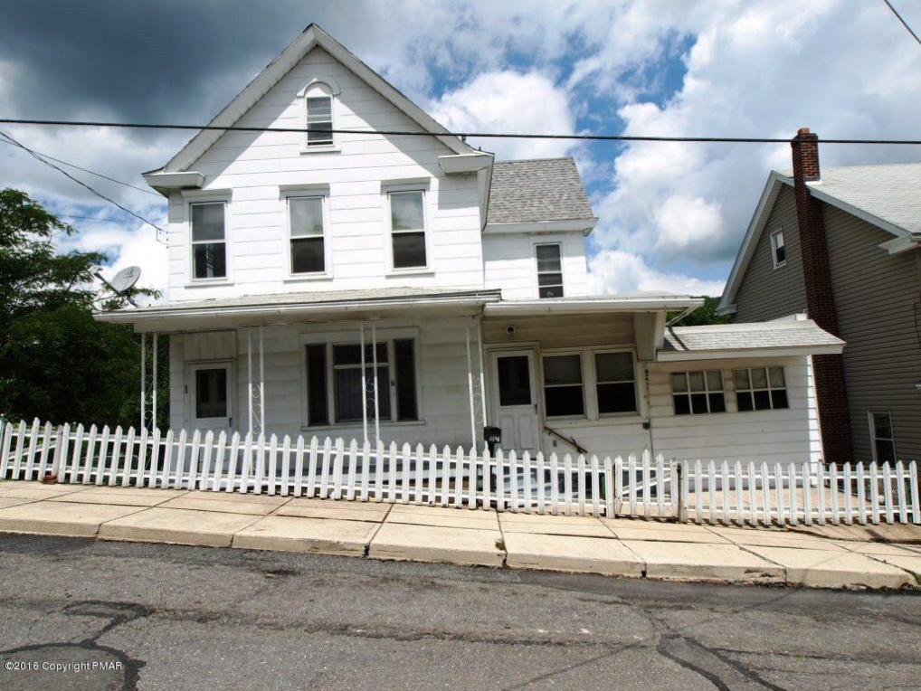 117 E Ridge St, Coaldale, PA 18218
