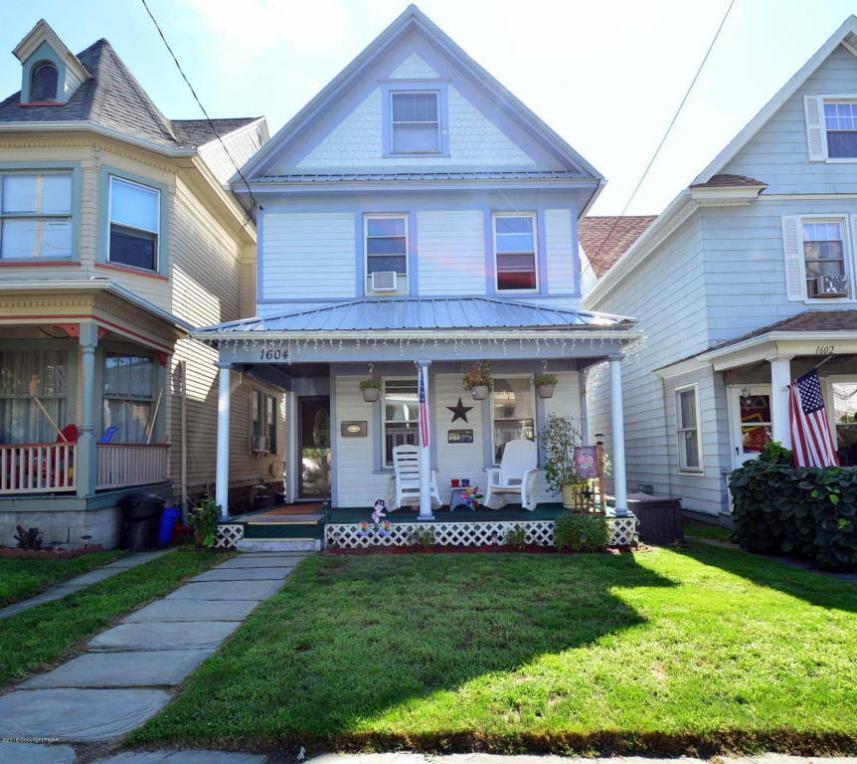1604 Pine St, Scranton, PA 18510